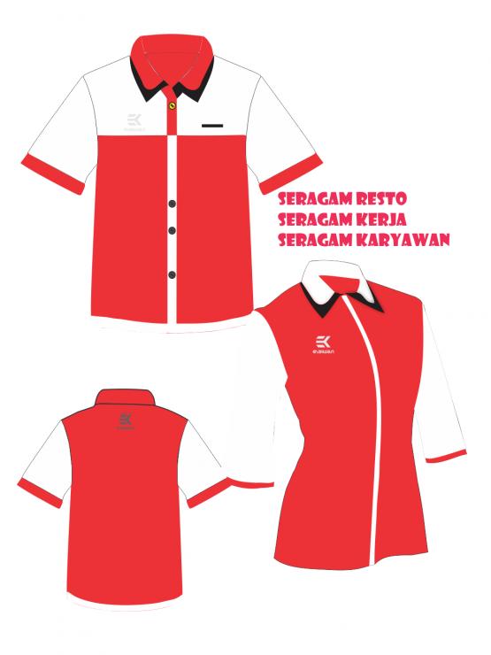 seragam karyawan